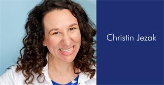 Meet Christin Jezak