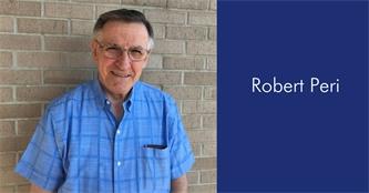 Meet Robert Peri