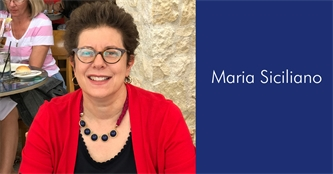 Meet Maria Siciliano