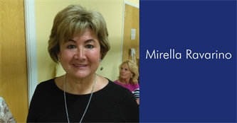 Meet Mirella Ravarino