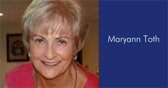 Meet Maryann Toth