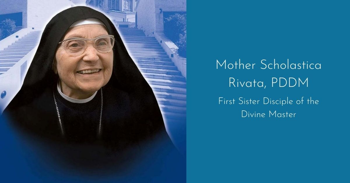 Mother Scholastica Rivata, PDDM